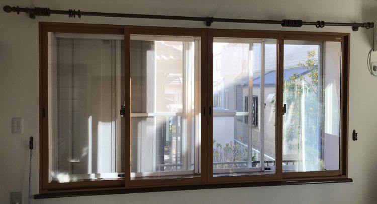 N様邸内窓アフター1