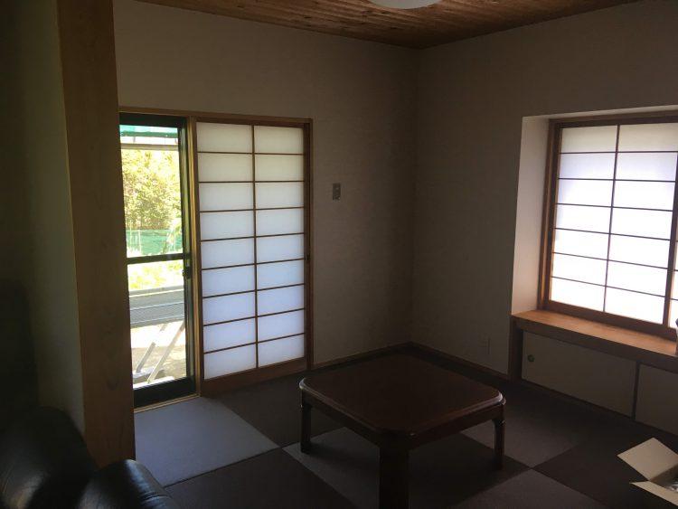 Japanese-style room Daiken tatami