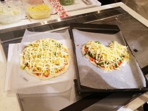 piza B